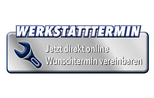 Service- und Werkstattermin online vereinbaren
