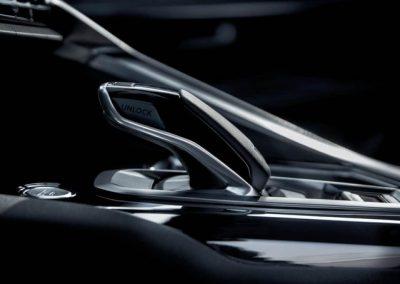 Peugeot 3008 Schalthebel mit Automatik Getriebe