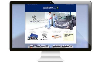 Neue Webseite online: