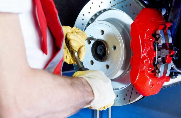 11. bis 16. November kostenloser Bremsen-Check:
