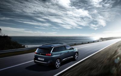 Der neue Peugeot 5008: