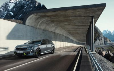 PEUGEOT 508 & 508 SW PEUGEOT SPORT ENGINEERED